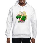 Green Goddesses - Hooded Sweatshirt