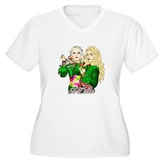 Green Goddesses - T-Shirt