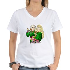 Green Goddesses - Shirt