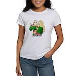 Green Goddesses - Women's T-Shirt