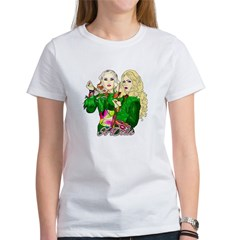 Green Goddesses - Women's T-Shirt