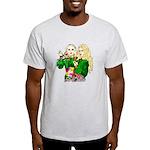 Green Goddesses - Light T-Shirt