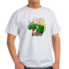 Green Goddesses - Light T-Shirt