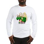 Green Goddesses - Long Sleeve T-Shirt