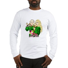 Green Goddesses - Long Sleeve T-Shirt