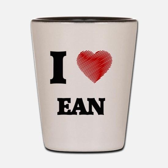 Unique Ean Shot Glass