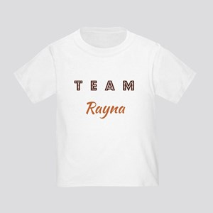 TEAM RAYNA Toddler T-Shirt