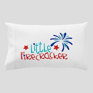 Little Firecracker Pillow Case