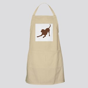 Lab 1 brown Apron