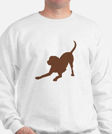 Lab 1 brown Sweatshirt