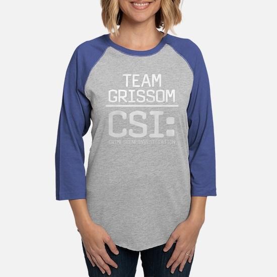 Team Grissom CSI Long Sleeve T-Shirt