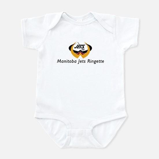 Winnipeg sports baby clothes cafepress manitoba jets infant bodysuit negle Images