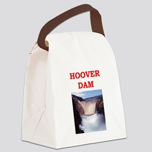 HOOVER Canvas Lunch Bag