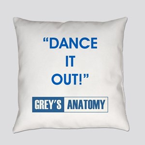 DANCE IT OUT! Everyday Pillow