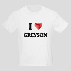 I love Greyson T-Shirt