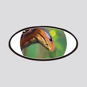 Atlas Moth and Snake Head Patch