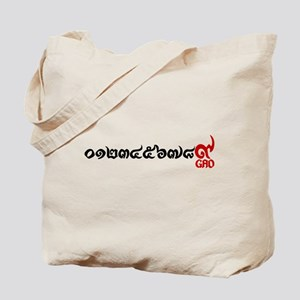 Thai Language, Numerals Tote Bag