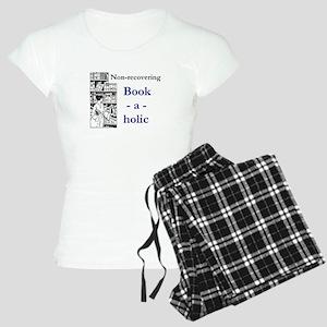 Non-recovering Book-a-holic Women's Light Pajamas