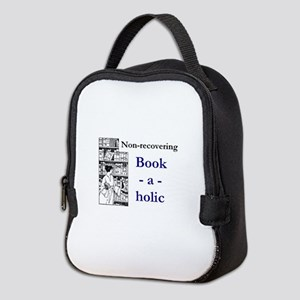 Non-recovering Book-a-holic Neoprene Lunch Bag