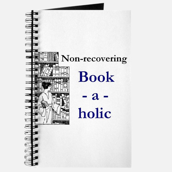 Non-recovering Book-a-holic Journal