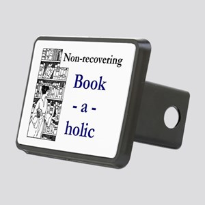 Non-recovering Book-a-holi Rectangular Hitch Cover