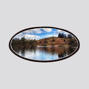 Lakeside Reflections Patch