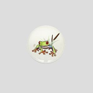 """Frog 1"" Mini Button"