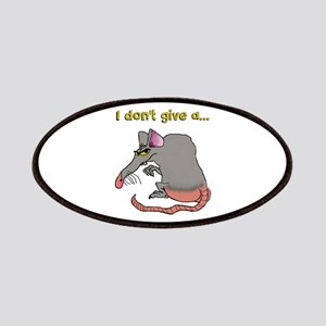 I don't give a rat's... Patch