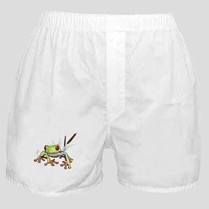 """Frog 1"" Boxer Shorts"