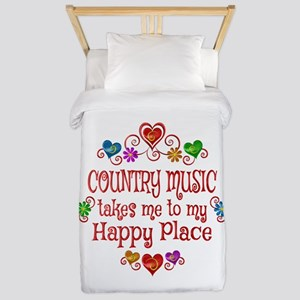 Country Happy Place Twin Duvet