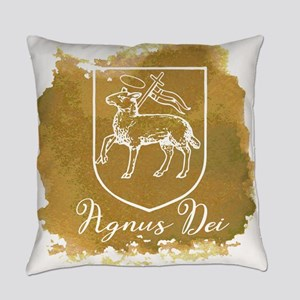 Agnus Dei Everyday Pillow