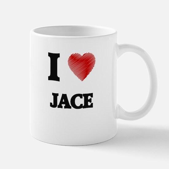 I love Jace Mugs