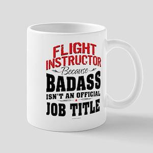 Flight Instructor Badass Mugs