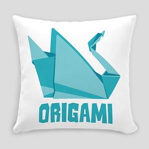Origami Everyday Pillow