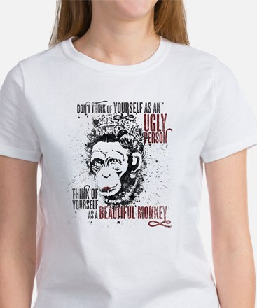 You are a Beautiful Monkey! T-Shirt