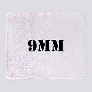 9mm Throw Blanket