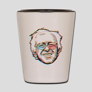 Bernie 3D Glasses Shot Glass