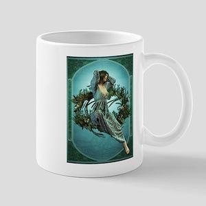 Art Nouveau Morning Mug