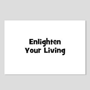 Enlighten Your Living Postcards (Package of 8)