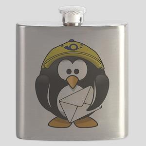 Postman Penguin Flask