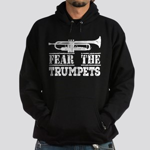Fear The Trumpet Music Hoodie