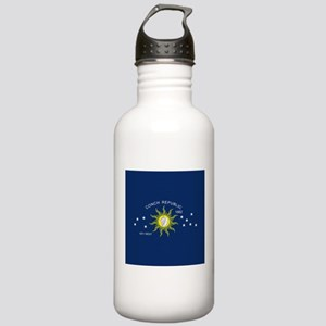 The Conch Republic Flag Water Bottle