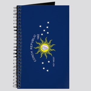 The Conch Republic Flag Journal