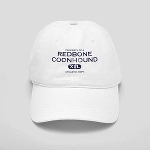 Property of Redbone Coonhound Cap