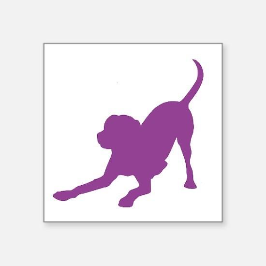 Lab 1C Purple Sticker