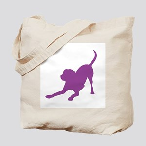 Lab 1C Purple Tote Bag