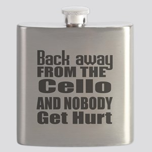 Cello and nobody get hurt Flask