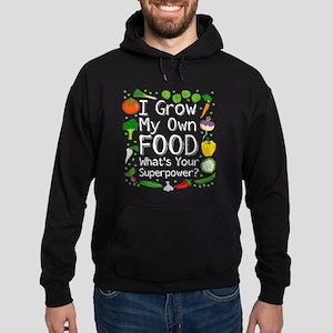 I Grow My Own Food Sweatshirt