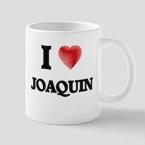 I love Joaquin Mugs