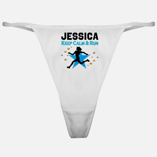 TRACK AND FIELD Classic Thong